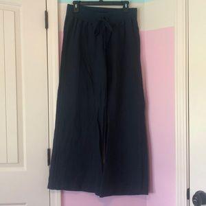 Lucky Wide Leg Linen Pants